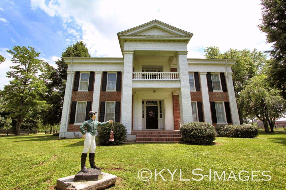 Historic antebellum homes old houses for sale in kentucky Antebellum plantations for sale