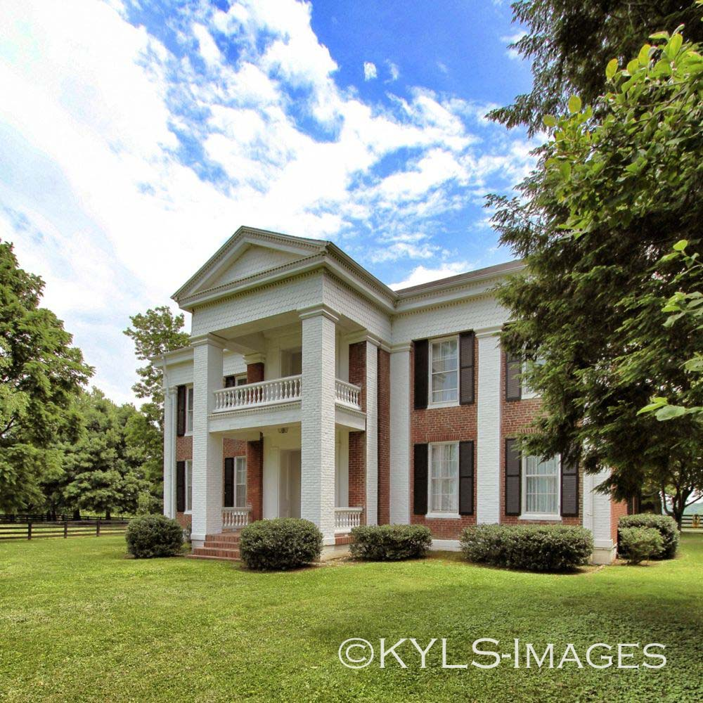 Historic Antebellum Homes Old Houses For Sale In Kentucky
