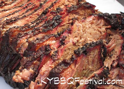 Danville Kentucky State BBQ Festival barbecue