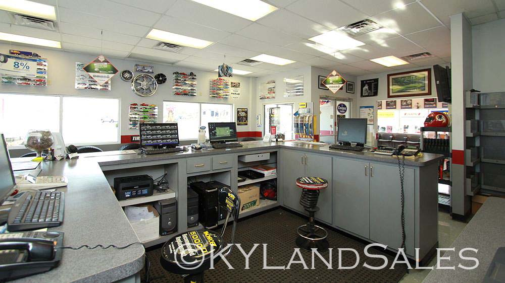 Retail Tire Store For Sale, Automotive Repair Center For Sale, Commercial  Property For Sale