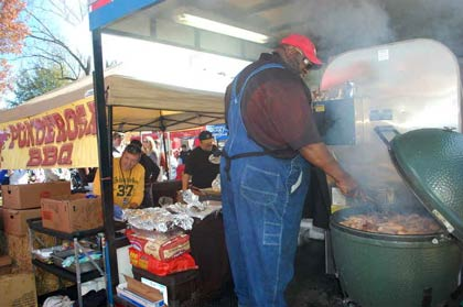 Danville, Kentucky State Barbecue Festival