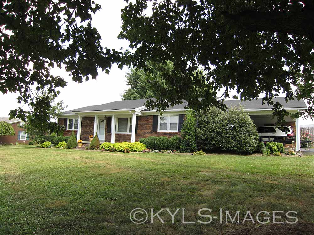 Danville Kentucky Home Brick House For Sale Boyle County Ky