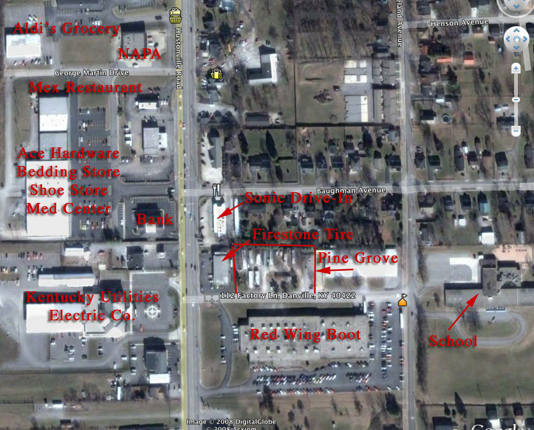 10 Tenant Owned Homes Filled With Long Term Residents O Just Under An Acre Zoned C 1 Zero Line Setback 6 Stories 18 Miles To Wal Mart Lowes