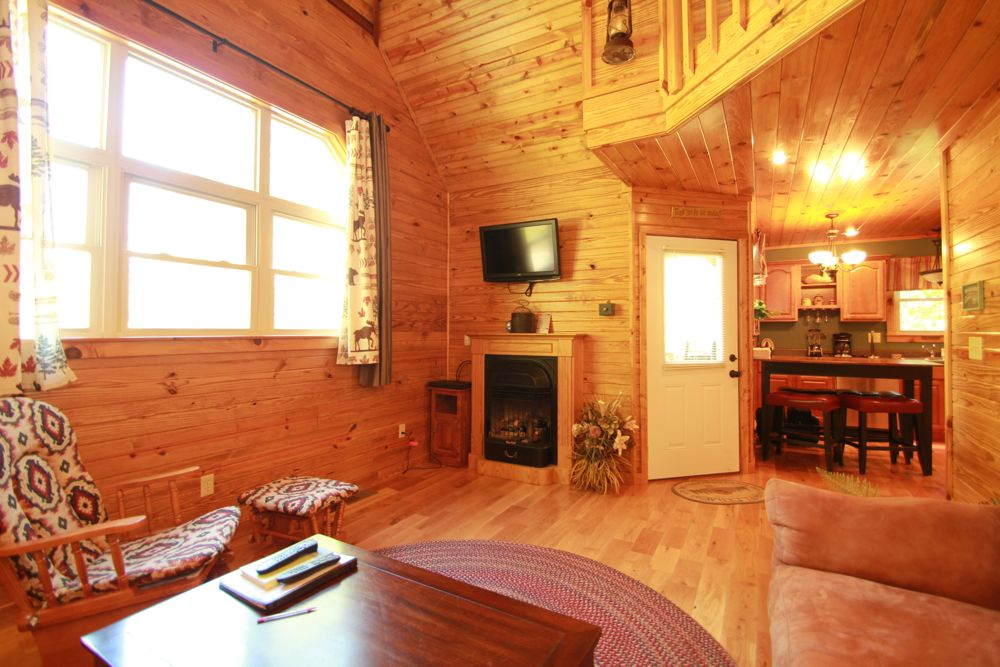 Red River Gorge Cabin Rental Vacation Home Income