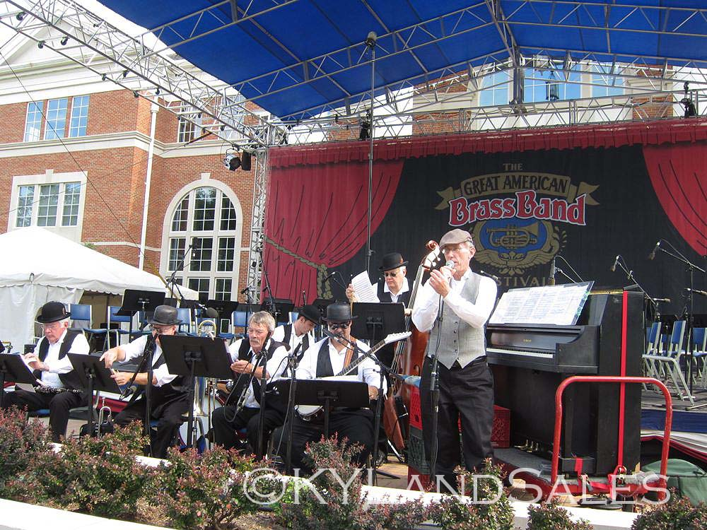 Great American Brass Band Festival 2012 Danville Kentucky
