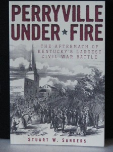 Danville KY author tells about his book on the Battle of Perryville