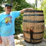 KY State BBQ Festival Bourbon Barrel Art Project Charity Auction VIDEO Danville Kentucky